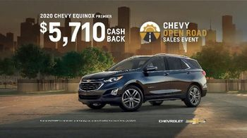 Chevrolet Open Road Sales Event TV Spot, 'Find New Roads, Again' [T2] - Thumbnail 9