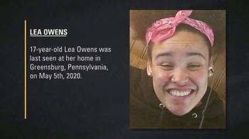 National Center for Missing & Exploited Children TV Spot, 'Lea Owens' - Thumbnail 2