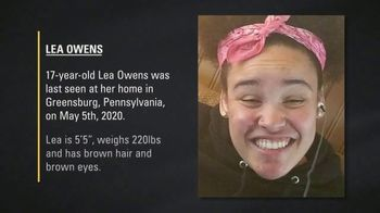 National Center for Missing & Exploited Children TV Spot, 'Lea Owens' - Thumbnail 4