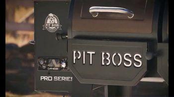 Pit Boss Grills TV Spot, 'Be the Boss' - Thumbnail 5