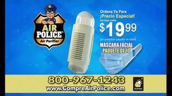 Air Police TV Spot, 'Advertencia' [Spanish] - Thumbnail 8