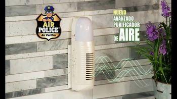 Air Police TV Spot, 'Advertencia' [Spanish]