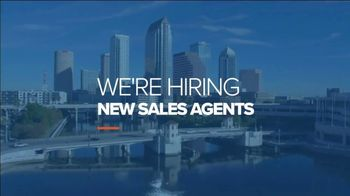 Tranzact TV Spot, 'We're Hiring Sales Agents'