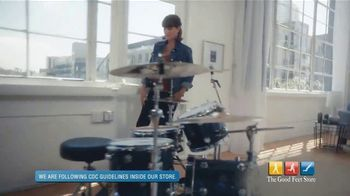The Good Feet Store TV Spot, 'Drums' - Thumbnail 5