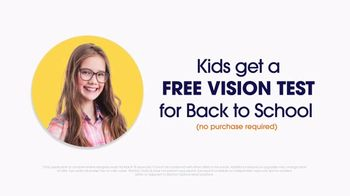 Stanton Optical TV Spot, 'Kids Get Free Vision Test for Back to School' - Thumbnail 7