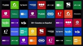 fuboTV TV Spot, '30+ canales: prueba gratis'  [Spanish]