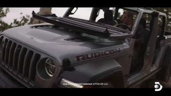 Jeep Gladiator TV Spot, 'Discovery Channel: Show Your Teeth' [T1] - Thumbnail 8