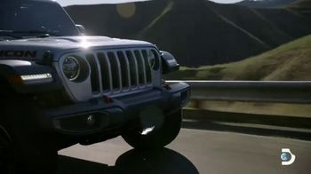 Jeep Gladiator TV Spot, 'Discovery Channel: Show Your Teeth' [T1] - Thumbnail 5