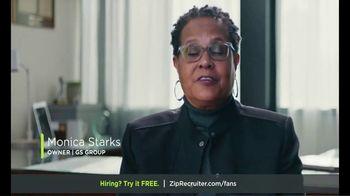 ZipRecruiter TV Spot, 'GS Group' - Thumbnail 3