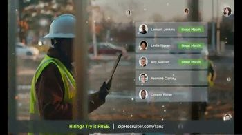 ZipRecruiter TV Spot, 'GS Group' - Thumbnail 6