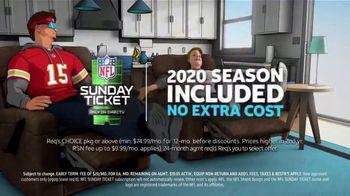 DIRECTV NFL Sunday Ticket TV Spot, 'Sundays Aren't the Same: 2020 Season Included' - Thumbnail 10