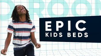 Rooms to Go Kids Back to School Sale TV Spot, 'Beds Big on Style and Function' - Thumbnail 1