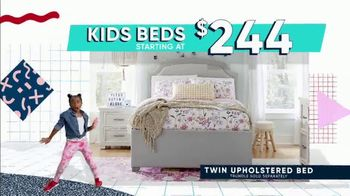 Rooms to Go Kids Back to School Sale TV Spot, 'Beds Big on Style and Function' - Thumbnail 3