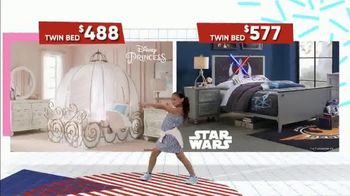 Rooms to Go Kids Back to School Sale TV Spot, 'Beds Big on Style and Function' - Thumbnail 7