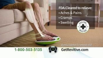 Revitive TV Spot, 'Get Back on Your Feet: 60-Day Trial' - Thumbnail 5