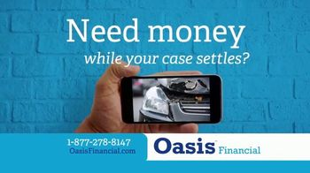 Oasis Financial TV Spot, 'Injured in an Accident'