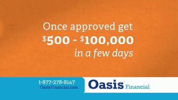 Oasis Financial TV Spot, 'Injured in an Accident' - Thumbnail 3