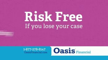Oasis Financial TV Spot, 'Injured in an Accident' - Thumbnail 6