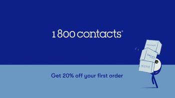 1-800 Contacts TV Spot, 'Bianca: 20% Off' - Thumbnail 6