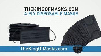TheKingOfMasks.com TV Spot, 'Four Layers' - Thumbnail 2