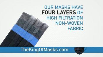 TheKingOfMasks.com TV Spot, 'Four Layers' - Thumbnail 4
