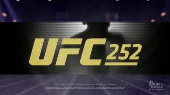 DraftKings Sportsbook TV Spot, 'UFC 252' - Thumbnail 2