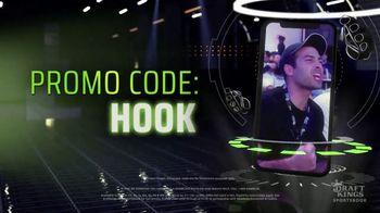 DraftKings Sportsbook TV Spot, 'UFC 252' - Thumbnail 4