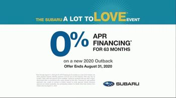 Subaru A Lot to Love Event TV Spot, 'Dog Tested: No Pets Allowed' [T2] - Thumbnail 10