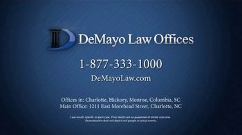 Law Offices of Michael A. DeMayo TV Spot, 'The Moment' - Thumbnail 9