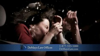 Law Offices of Michael A. DeMayo TV Spot, 'The Moment' - Thumbnail 4
