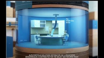 Select Sector SPDRs XLV TV Spot, 'The Health Care Sector SPDR' - Thumbnail 7