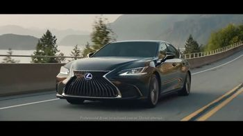 Lexus Golden Opportunity Sales Event TV Spot, 'Innovation' [T1] - Thumbnail 8
