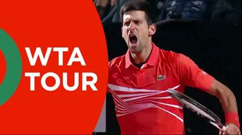 Tennis Channel Plus TV Spot, '2020 ATP & WTA Tours'
