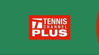 Tennis Channel Plus TV Spot, '2020 ATP & WTA Tours' - Thumbnail 4