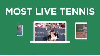 Tennis Channel Plus TV Spot, '2020 ATP & WTA Tours' - Thumbnail 6
