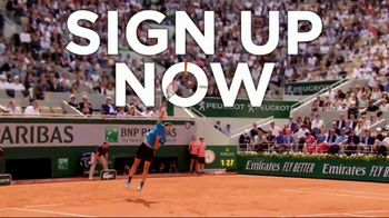 Tennis Channel Plus TV Spot, '2020 ATP & WTA Tours' - Thumbnail 8