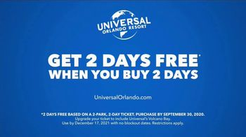 Universal Orlando Resort TV Spot, 'We Miss You: Buy Two, Get Two' - Thumbnail 10