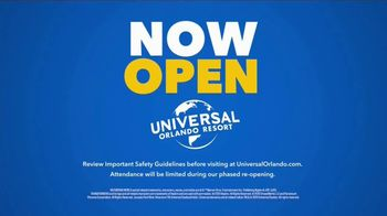 Universal Orlando Resort TV Spot, 'We Miss You: Buy Two, Get Two' - Thumbnail 9