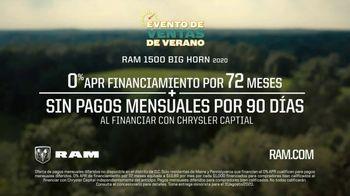 Ram Trucks Evento de Ventas de Verano TV Spot, 'Millas que recuperar' [Spanish] [T2] - Thumbnail 8
