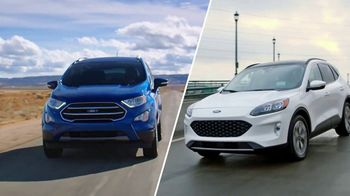 Ford Summer Sales Event TV Spot, 'Built for the Midwest: Escape and EcoSport' Song by AIRGLO [T2]