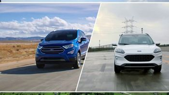 Ford Summer Sales Event TV Spot, 'Built for the Midwest: Escape and EcoSport' Song by AIRGLO [T2] - Thumbnail 1
