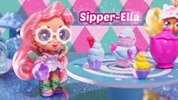 Itty Bitty Prettys Tea Party Surprise TV Spot, 'You're Invited to the Ultimate Tea Party' - Thumbnail 6