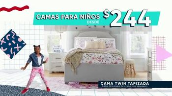 Rooms to Go Venta Regreso a la Escuela TV Spot, 'Grandes estilos' [Spanish] - Thumbnail 3