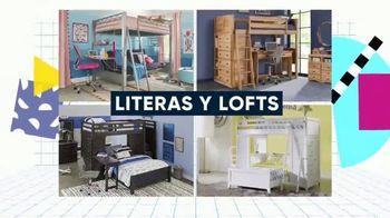 Rooms to Go Venta Regreso a la Escuela TV Spot, 'Grandes estilos' [Spanish] - Thumbnail 4