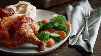 Boston Market Half Chicken Meal TV Spot, 'Pollo asado de granja' [Spanish] - Thumbnail 4