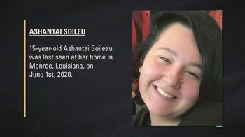 National Center for Missing & Exploited Children TV Spot, 'Ashantai Soileu' - Thumbnail 3