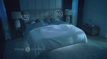 Sleep Number Biggest Sale of the Year TV Spot, '50% Off and Financing' - Thumbnail 2