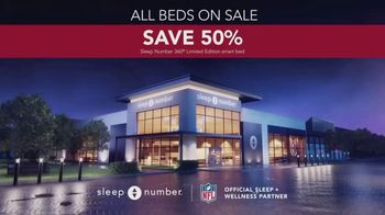 Sleep Number Biggest Sale of the Year TV Spot, '50% Off and Financing' - Thumbnail 7