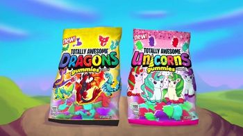 Totally Awesome Gummies TV Spot, 'Deliciously Sweet'