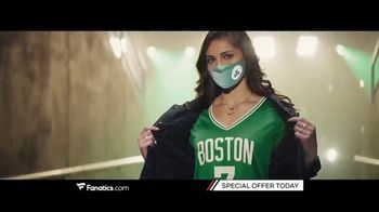 Fanatics.com TV Spot, 'Face Coverings'